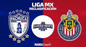 Pachuca [4-2] Chivas | Juego completo | Clausura 2021 | Repechaje